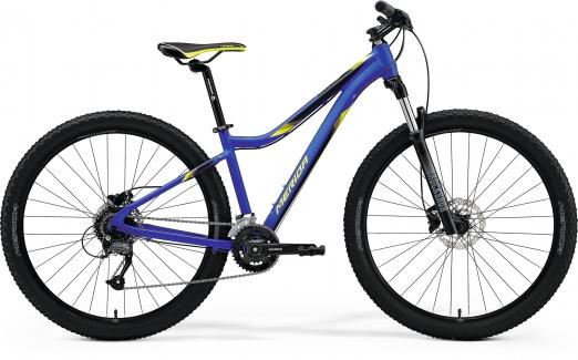 MERIDA Велосипед Matts 7.60-2x S Синий (2021)