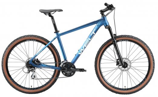 WELT Велосипед  Rockfall 3.0 SRT 27 2021 Navy blue (US:L)