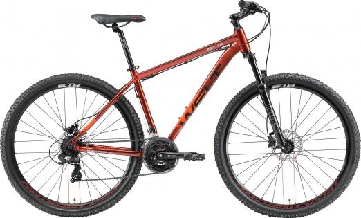 WELT Велосипед Ridge 1.0 HD 27 2021 Rusty red (US:L)
