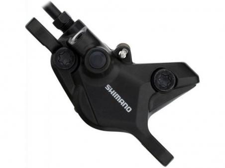 SHIMANO Калип. гидр. MT410, post mount, полимерн. без кулера, без адапт., цв. черный