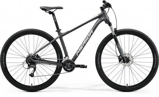 MERIDA Велосипед Big.Nine 60-2x Серый Size:L (2021)