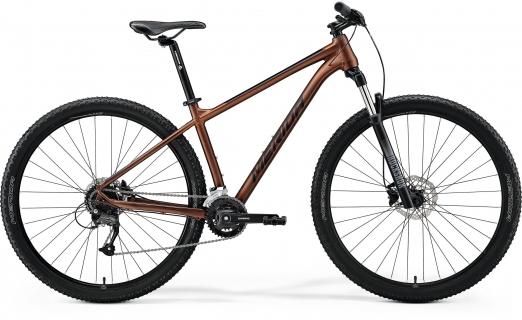 MERIDA Велосипед Big.Nine 60-2x Коричневый Size:L (2021)