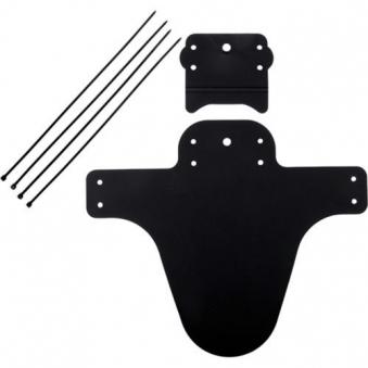 CYCLE ZONE Крыло-щиток на раму для переднего колеса, черный, 26,5 х 22 см (2018)