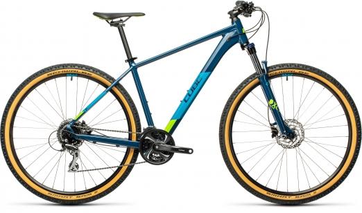 CUBE Велосипед  AIM Race 29 Синий Size:21\