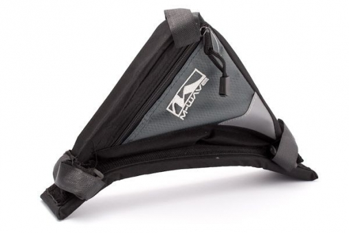 Подсумок подрамный M-Wave Rotterdam Shoulder Frame (AL15/42-014черный/серый)