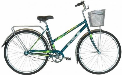 STELS Велосипед Navigator-300 Lady 28 зеленый