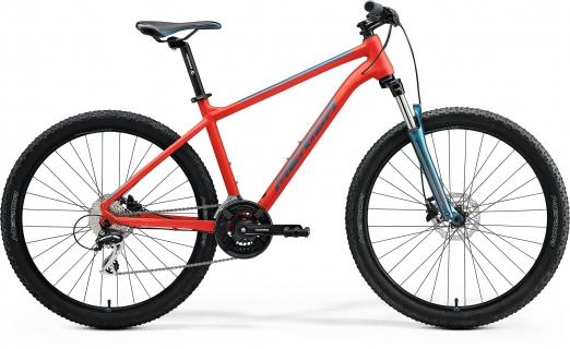 MERIDA Велосипед Big.Seven 20 Красный Size:L (2021)