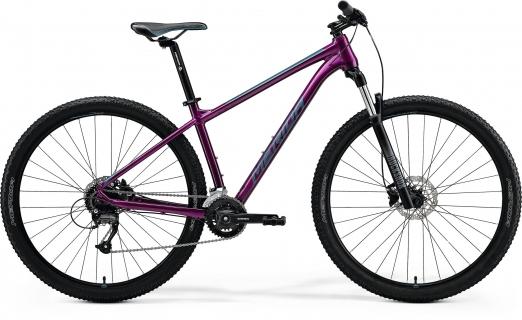MERIDA Велосипед Big.Nine 60-3x Фиолетовый Size:L (2021)