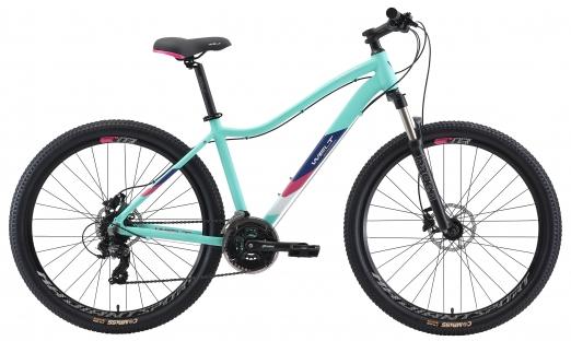 WELT Велосипед  Edelweiss 1.0 HD 27 2021 Matt mint green (US:M)