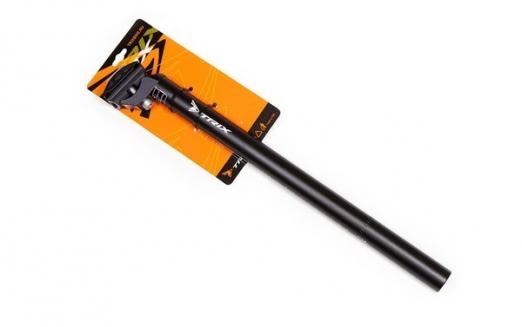 Подседельный штырь TRIX JB-8507 (400 мм — 28.6 мм — черный)