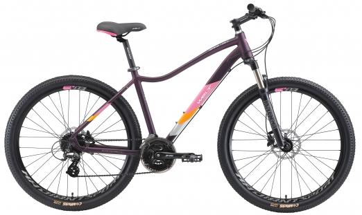 WELT Велосипед  Edelweiss 2.0 HD 27 2021 Matt violet (US:S)