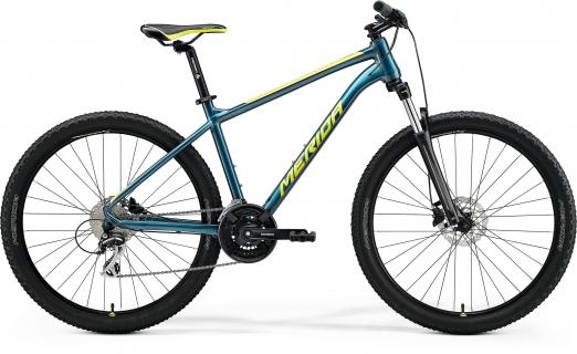 MERIDA Велосипед Big.Seven 20 Синий Size:L (2021)