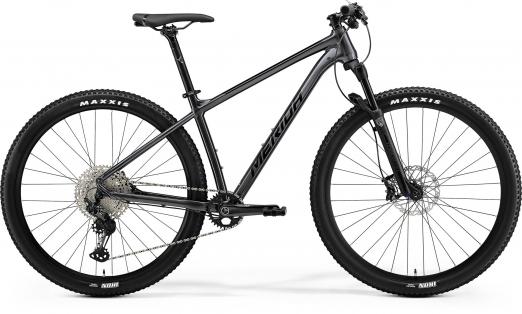 MERIDA Велосипед Big Nine XT Edition Черный Size:M (2021)