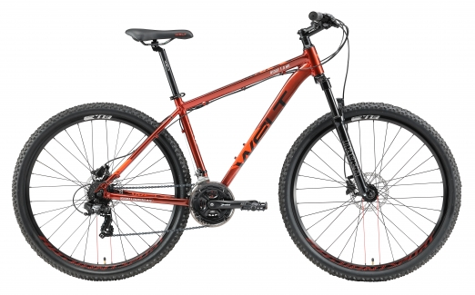 WELT Велосипед  Ridge 1.0 HD 29 2021 Rusty red (US:L)