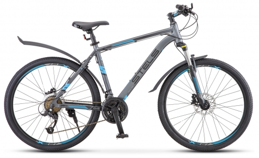 STELS Велосипед Navigator 640 D 17\