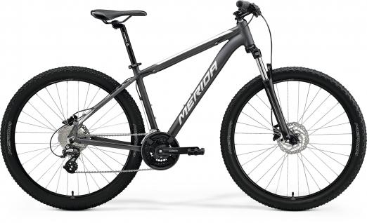 MERIDA Велосипед Big.Seven 15 Серый Size:L (2021)
