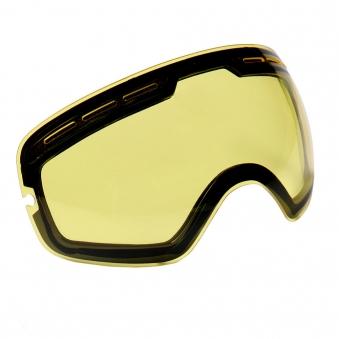 PAZZO Доп. линза для маски Full HD 178° Yellow