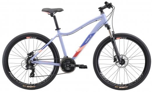 WELT Велосипед  Edelweiss 1.0 HD 26 2021 Matt purple (US:M)