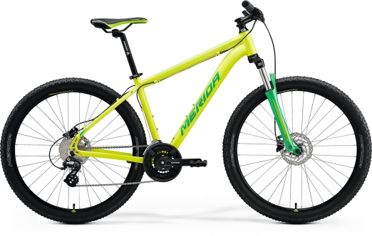 MERIDA Велосипед Big.Seven 15 Зеленый Size:L (2021)
