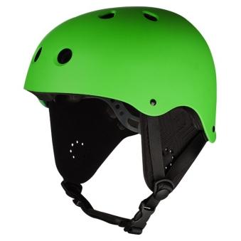 LOS RAKETOS Велосипедный защитный шлем ATAKA13 FLUO YELLOW M арт 47171