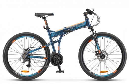 STELS Велосипед Pilot 950 MD синий 17,5\
