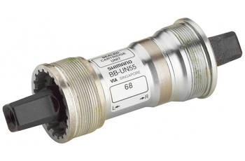 SHIMANO Каретка Shimano, UN55, 68/115 мм, c болтами (2015)