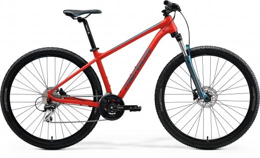 MERIDA Велосипед Big.Nine 20 Красный Size:L (2021)