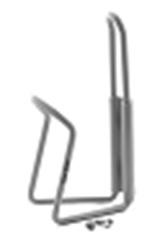 VINCA SPORT Флягодержатель алюминиевый НС 11 в комплекте с болтами, серый
