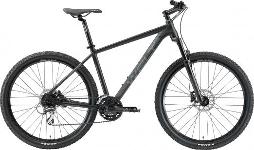 WELT Велосипед  Rockfall 3.0 SE SRT  27 2021 Matt black (US:L)