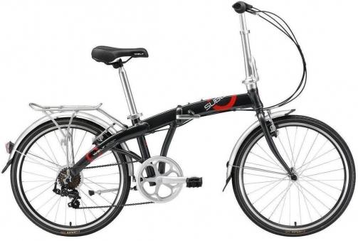WELT Велосипед Subway 24 2021 Dark Grey (дюйм:14)