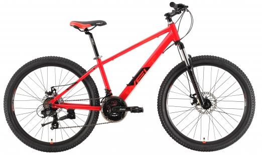 WELT Велосипед Peak 26 Disc 2021 Risky red (дюйм:14,5)