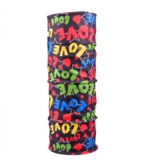 Crazy Бандана, велосипедный шарф (см:49/24) (Scarves66)