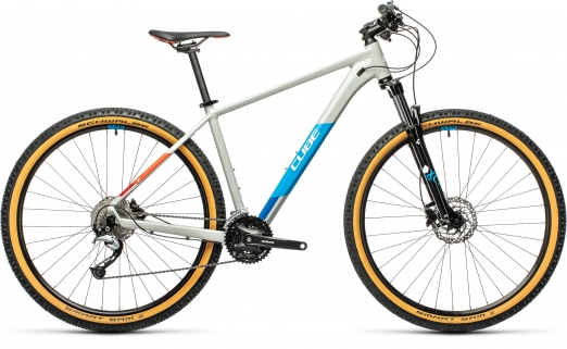 CUBE Велосипед  AIM SL 27.5 Серый Size:16