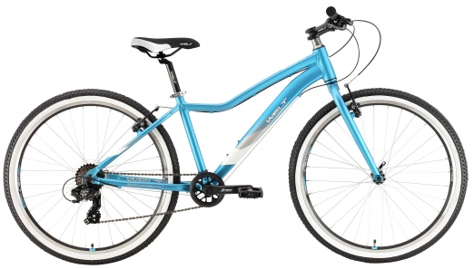 WELT Велосипед  Edelweiss 26 R 2021 Tiffany blue (US:one size)