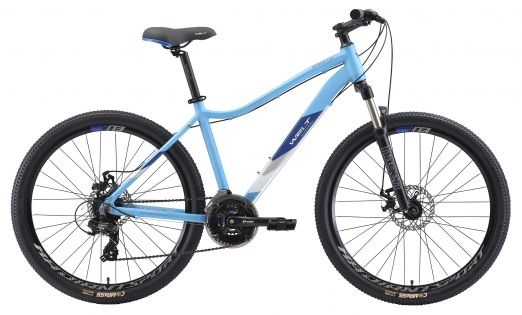 WELT Велосипед  Edelweiss 1.0 D 26 2021 Matt blue (US:S)