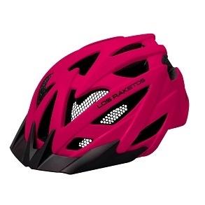 LOS RAKETOS Велосипедный шлем RAPID Pink S-M  (55-58) арт 47440
