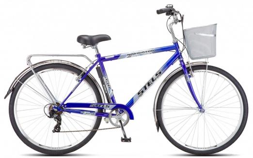 STELS Велосипед Navigator-350 Gent 28 синий