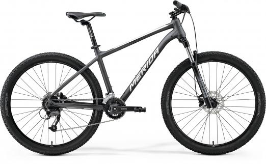 MERIDA Велосипед Big.Seven 60-3x Серый Size:L (2021)