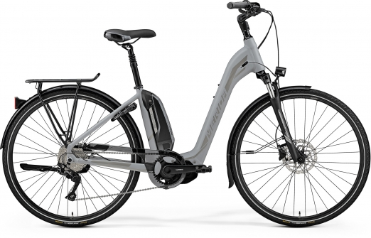 MERIDA Велосипед eSpresso City 200EQ Lady 700C S серый (2019)