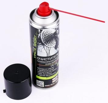 VINCA SPORT Очиститель цепи (универсальный обезжириватель) аэрозоль 335мл, VK 02