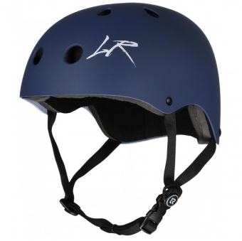 LOS RAKETOS Велосипедный защитный шлем ATAKA13 MATT NAVY L арт 47088