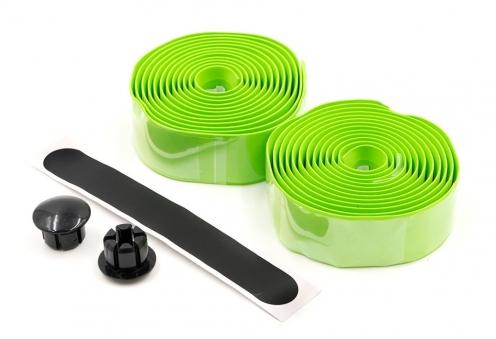 Обмотка руля Green Cycle GBG-328 30х1900 зелёный (BTP-66-57)