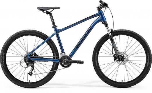 MERIDA Велосипед Big.Seven 60-3x Синий Size:L (2021)