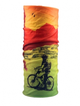 Crazy Бандана, велосипедный шарф (см:49/24) (Scarves62)