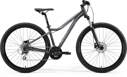 MERIDA Велосипед Matts 7.20 М Серый (2021)