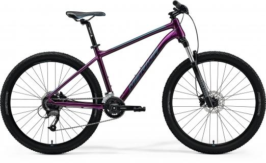MERIDA Велосипед Big.Seven 60-2x Фиолетовый Size:L (2021)