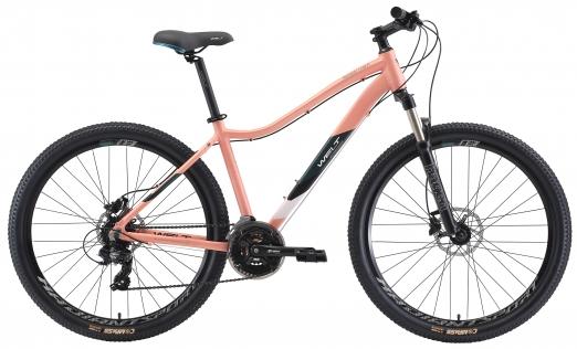 WELT Велосипед  Edelweiss 1.0 HD 27 2021 Matt coral (US:M)