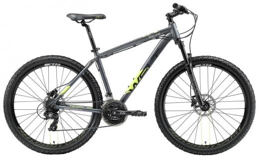 WELT Велосипед  Ridge 1.0 HD 29 2021 Dark grey (US:M)