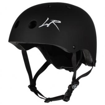 LOS RAKETOS Велосипедный защитный шлем ATAKA13 MATT BLACK M арт 47072