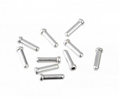 VINCA SPORT Концевик тросика VSE3, диаметр - 2мм, алюминий, 250шт в упаковке